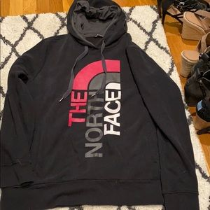Women's size XL North Face Hoodie